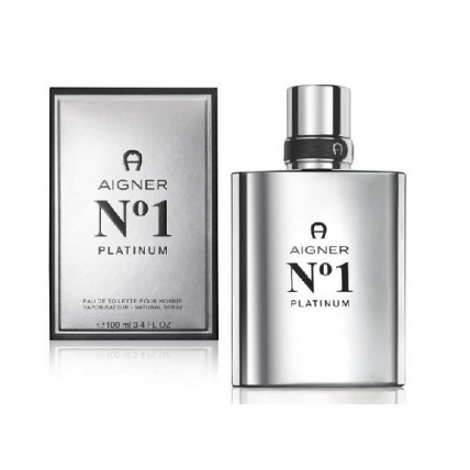 AIGNER NO.1 PLATINUM MEN EDT-100ML