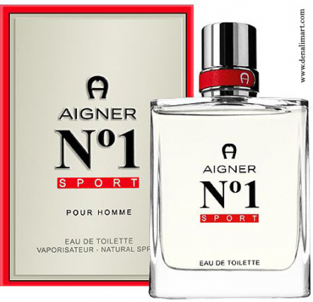 AIGNER NO.1 SPORT WOMEN EDT-100ML
