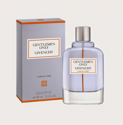 GIVENCHY GENTLEMEN ONLY CASUAL CHIC MEN EDT-100ML