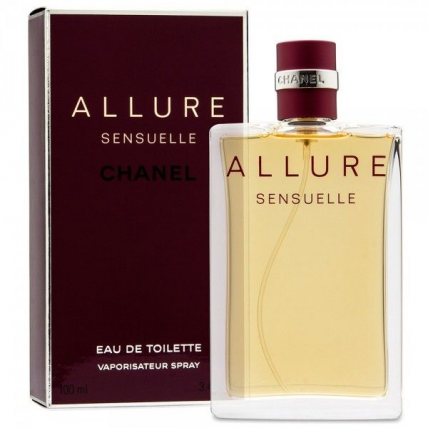 CHANEL ALLURE SENSUELLE WOMEN EDT-50ML