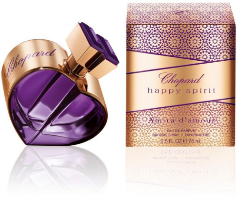 CHOPARD HAPPY SPIRIT AMIRA D'AMOUR WOMEN EDP-75ML