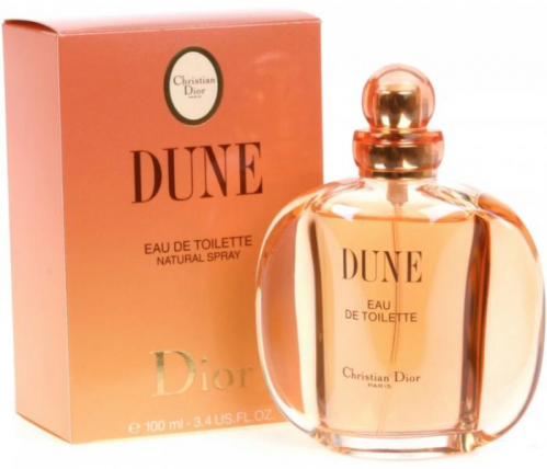 CHRISTIAN DIOR DUNE WOMEN EDT-100ML