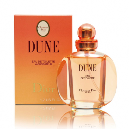 CHRISTIAN DIOR DUNE WOMEN EDT-50ML