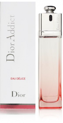 CHRISTIAN DIOR ADDICT EAU DELICE WOMEN EDT-50ML