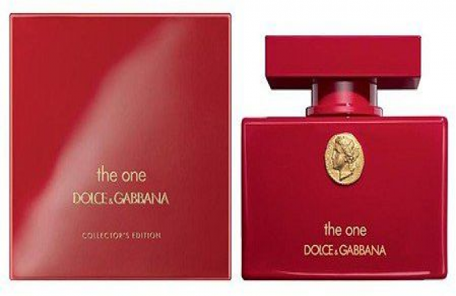 DOLCE & GABBANA THE ONE COLLECTOR'S EDITION WOMEN EDP-75ML