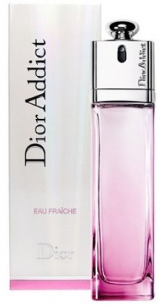 CHRISTIAN DIOR ADDICT EAU FRAICHE WOMEN EDT-50ML