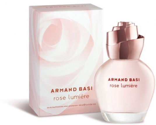 ARMAND BASI ROSE LUMIERE WOMEN EDT-100ML
