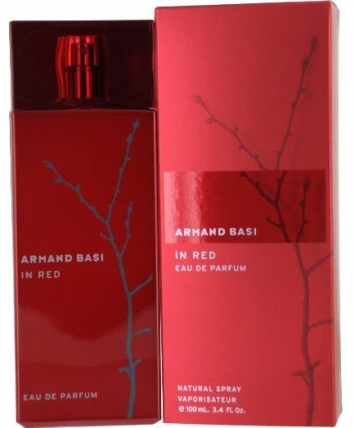 ARMAND BASI IN RED WOMEN EDP-100ML