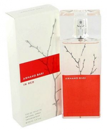 ARMAND BASI IN RED WOMEN EDT-100ML