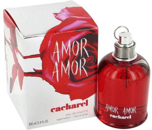 CACHAREL AMOR AMOR WOMEN EDT-100ML