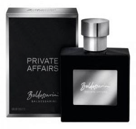 BALDESSARINI PRIVATE AFFAIRS MEN EDT-90ML