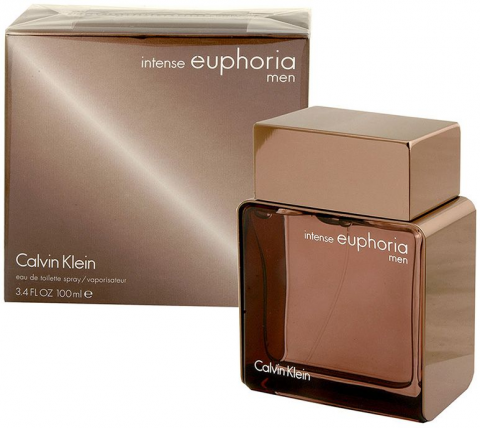 CALVIN KLEIN EUPHORIA INTENSE MEN EDT-100ML