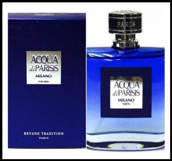 ACQUA DI PARISIS MILANO MEN EDT-100ML