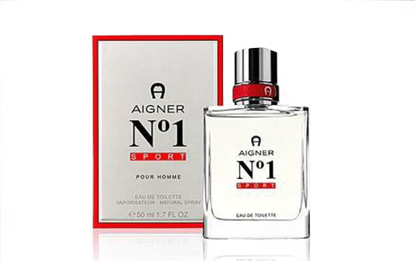 AIGNER NO.1 SPORT MEN EDT-50ML
