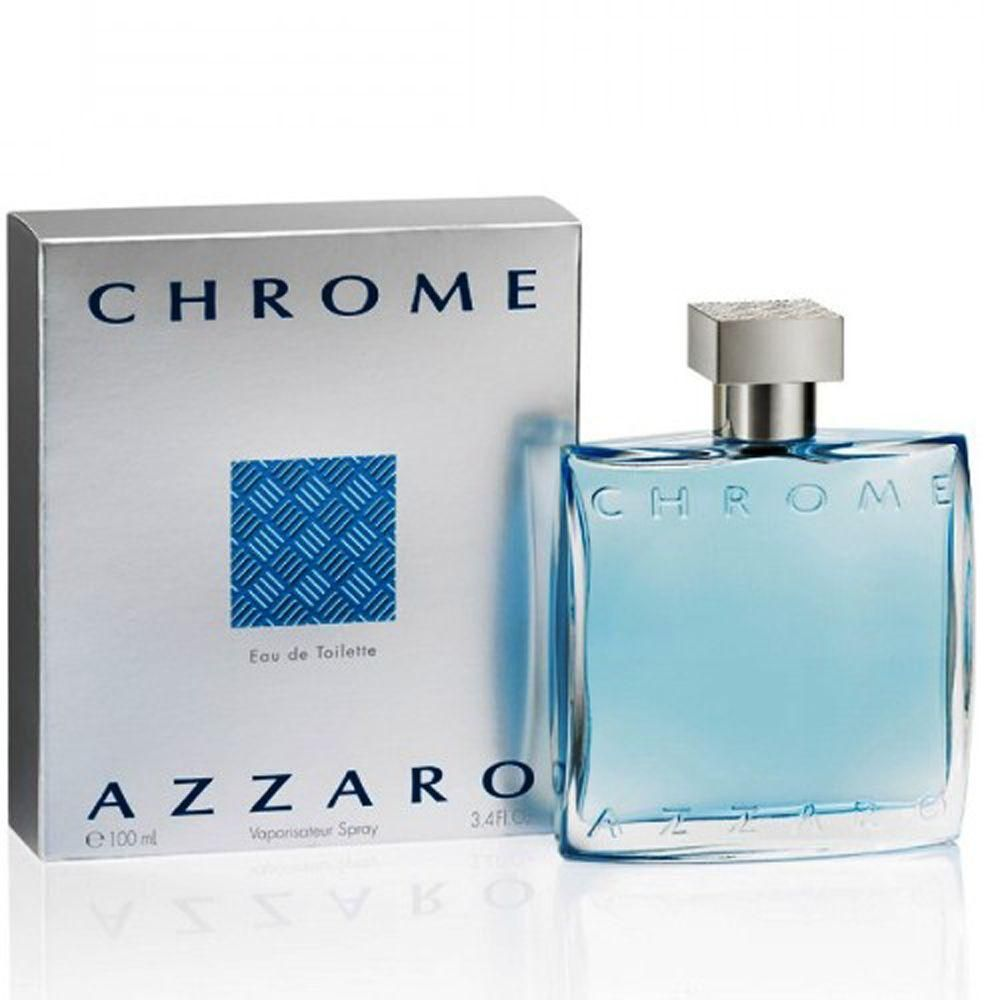 AZZARO CHROME MEN EDT-100ML
