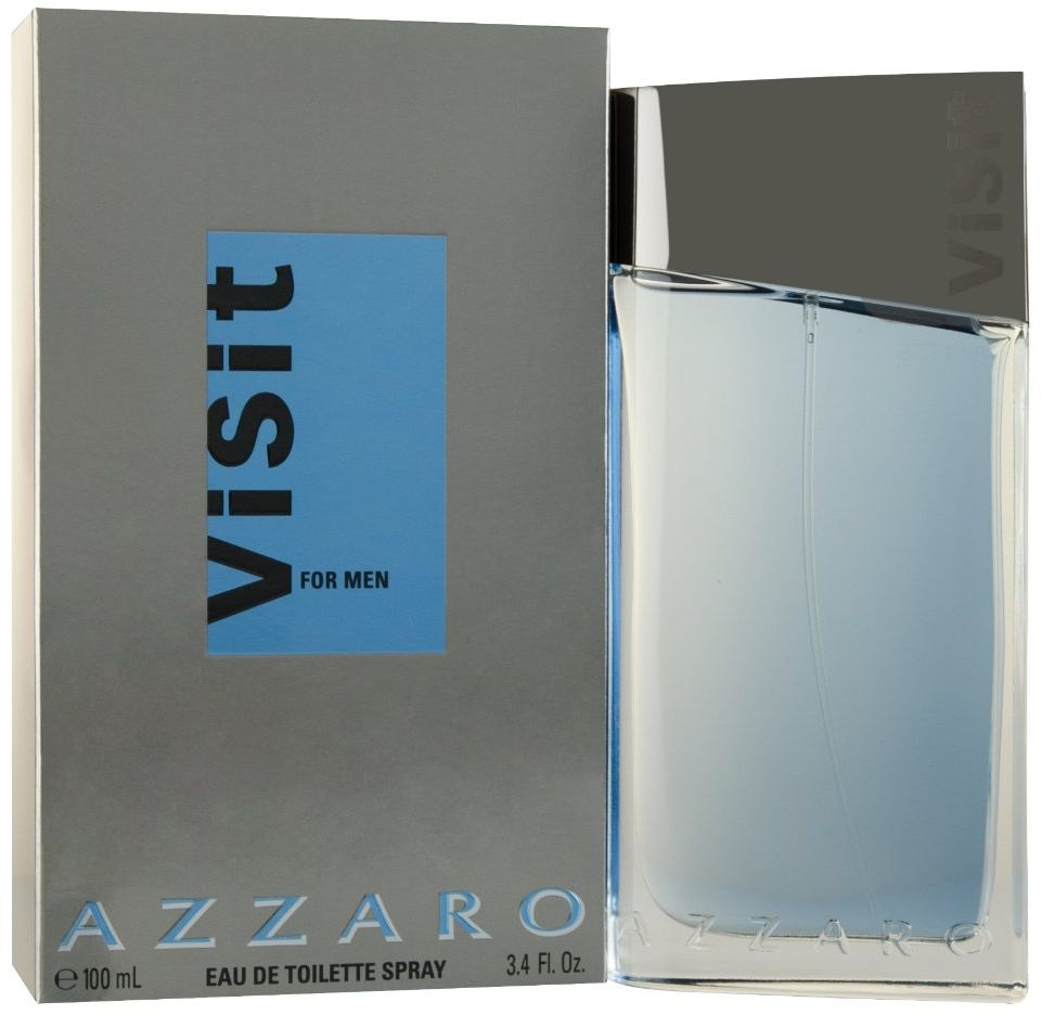 AZZARO VISIT MEN EDT-100ML