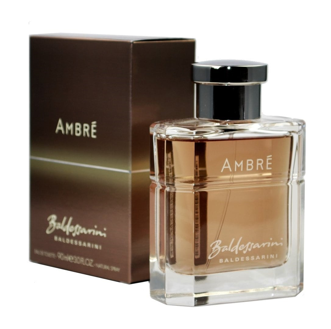 BALDESSARINI AMBRE MEN EDT-90ML