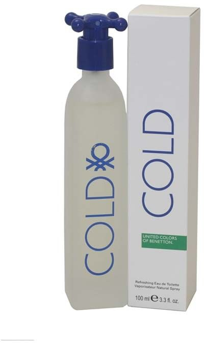 BENETTON COLD UNISEX EDT-100ML