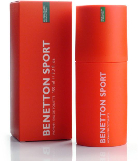 BENETTON SPORT WOMEN EDT-100ML