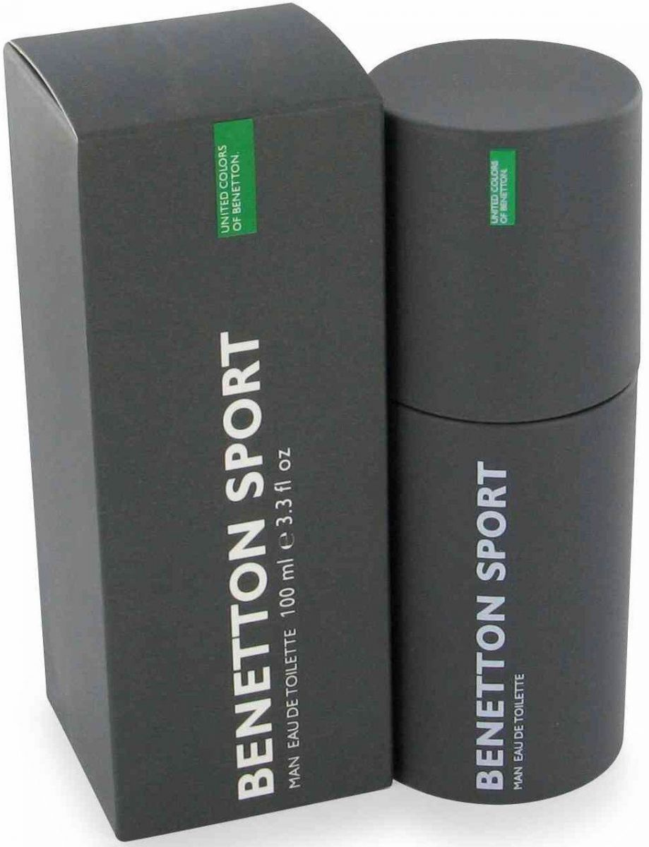 BENETTON SPORT MEN EDT-100ML