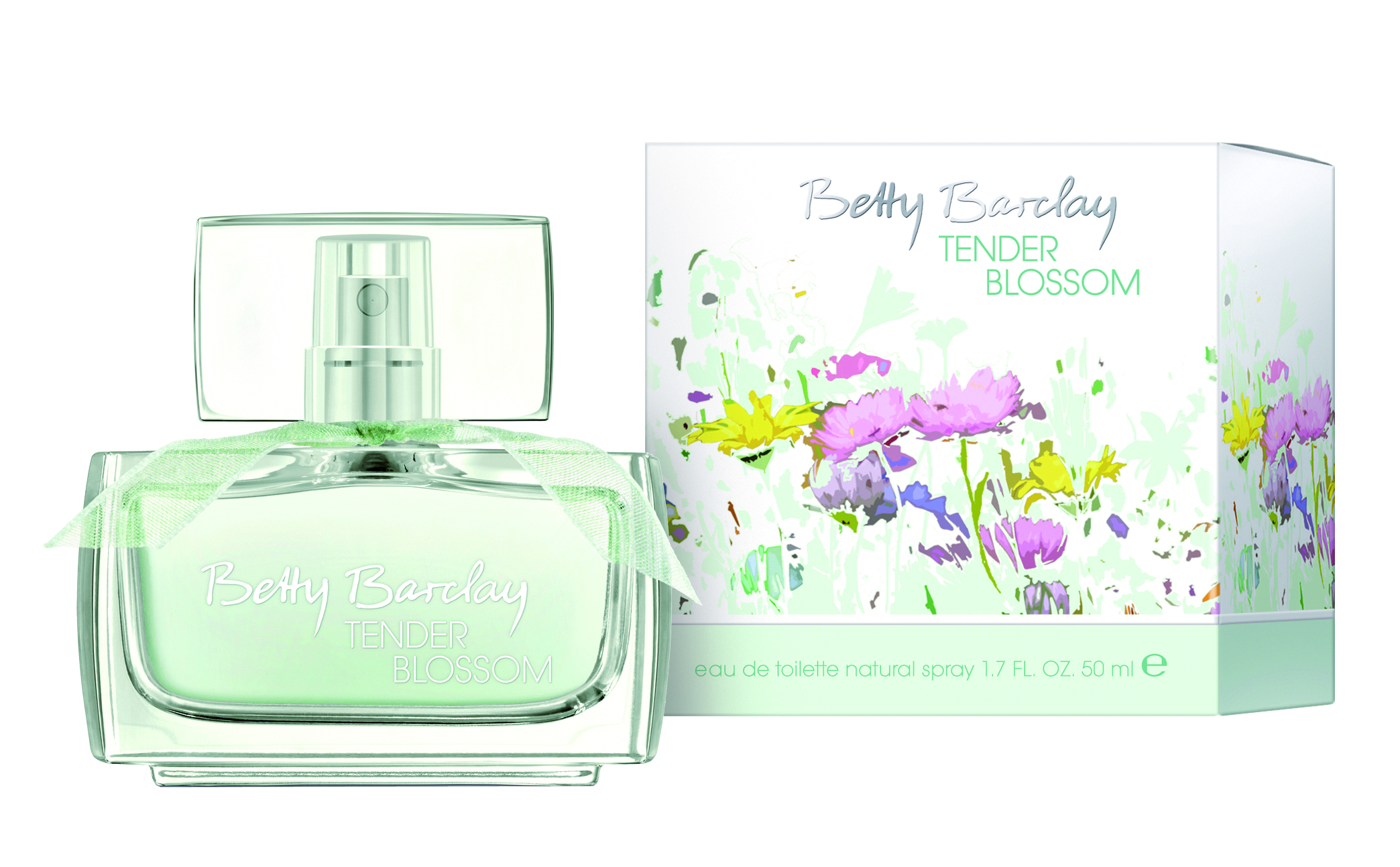 BETTY BARCLAY TENDER BLOSSOM WOMEN EDT-50ML