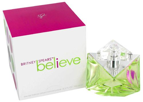 BRITNEY SPEARS BELIEVE WOMEN EDP-100ML