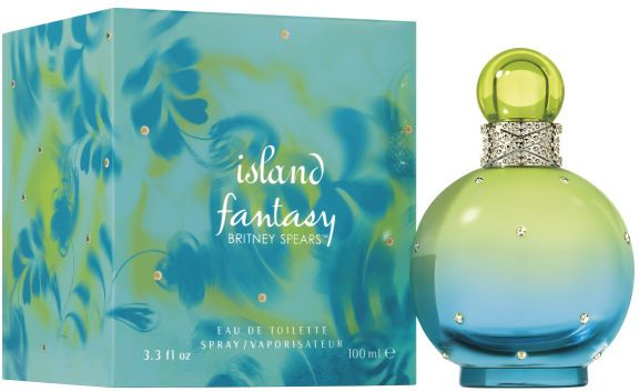 BRITNEY SPEARS ISLAND FANTASY WOMEN EDT-100ML