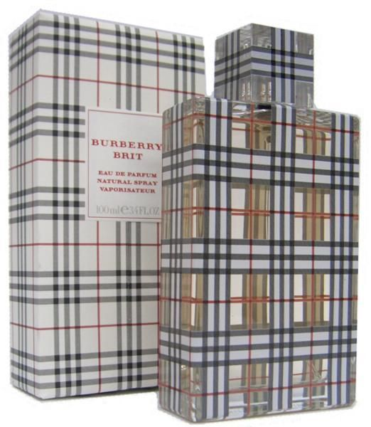 BURBERRY BRIT WOMEN EDP-100ML