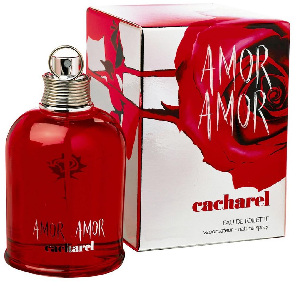 CACHAREL AMOR AMOR WOMEN EDT-30ML