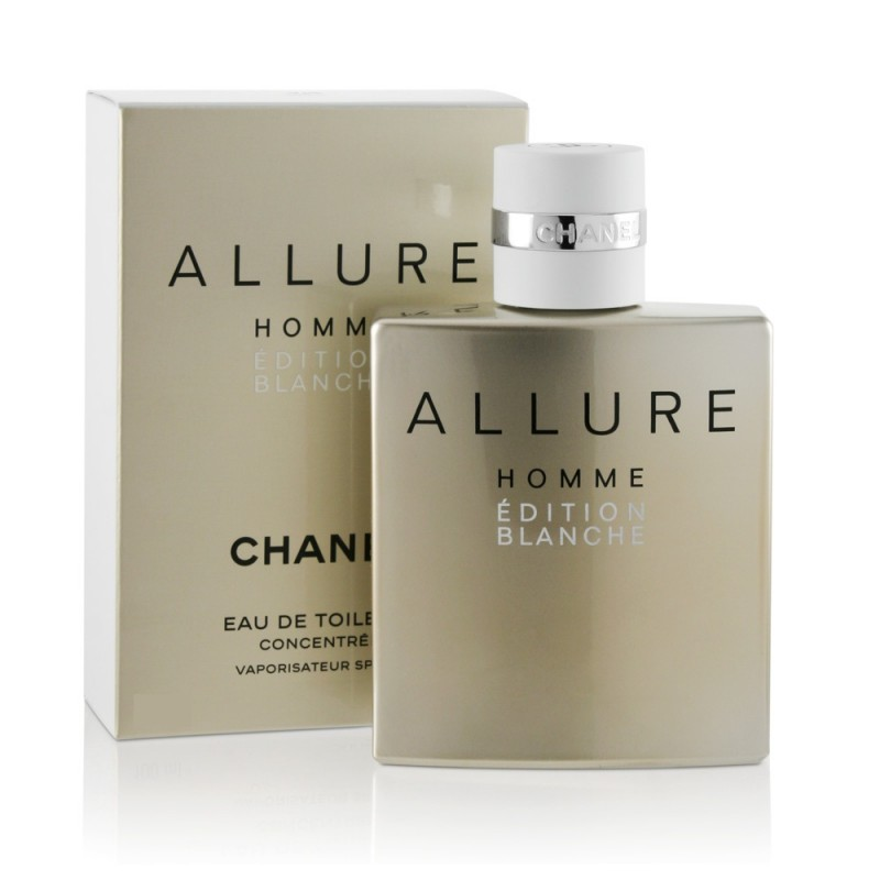 CHANEL ALLURE EDITION BLANCHE CONCENTREE MEN EDT-150ML