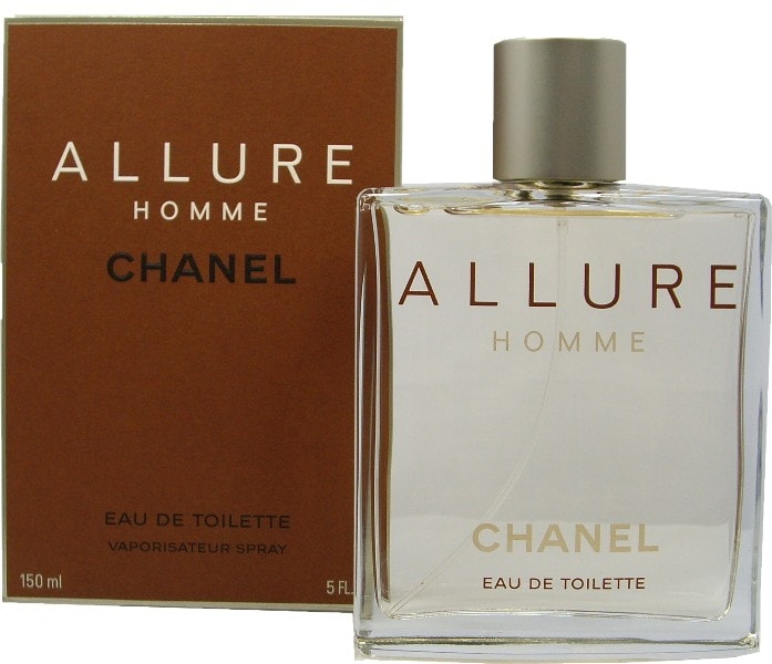 CHANEL ALLURE POUR HOMME MEN EDT-150ML
