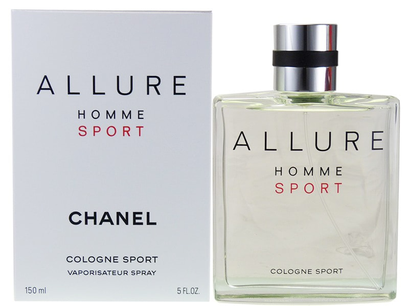 CHANEL ALLURE SPORT COLOGNE MEN EDT-150ML