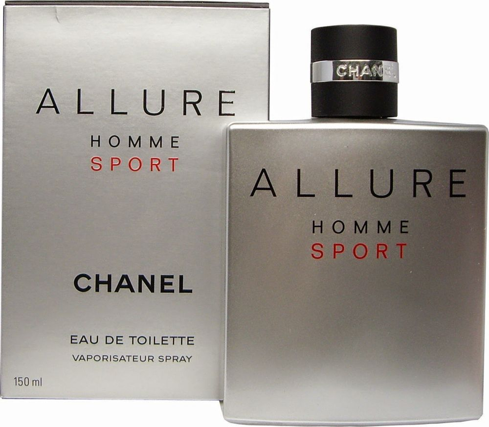 CHANEL ALLURE SPORT MEN EDT-150ML