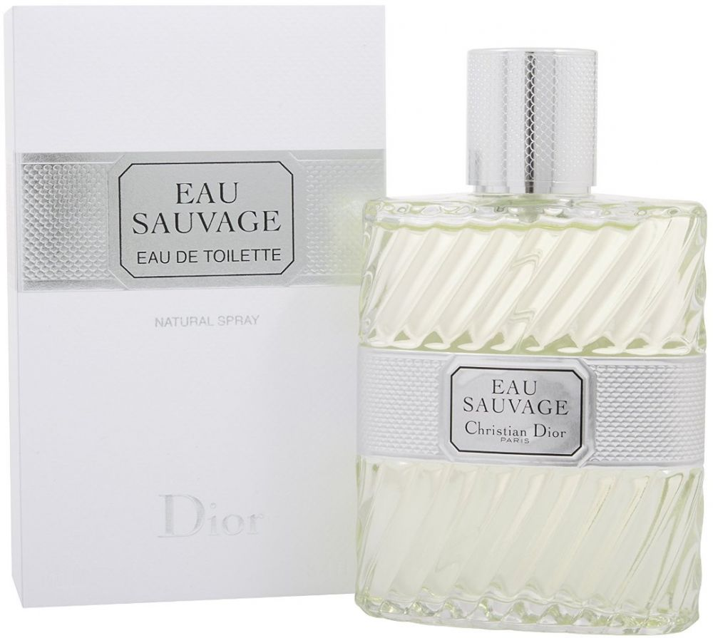 CHRISTIAN DIOR EAU SAUVAGE MEN EDT-100ML