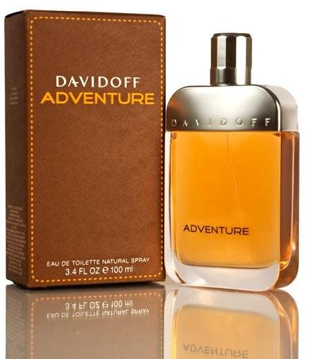 DAVIDOFF ADVENTURE MEN EDT-100ML