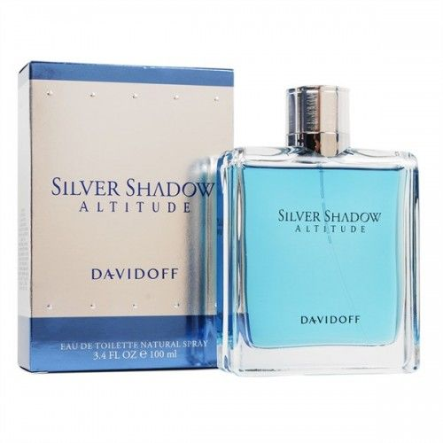 DAVIDOFF SILVER SHADOW ALTITUDE MEN EDT-100ML