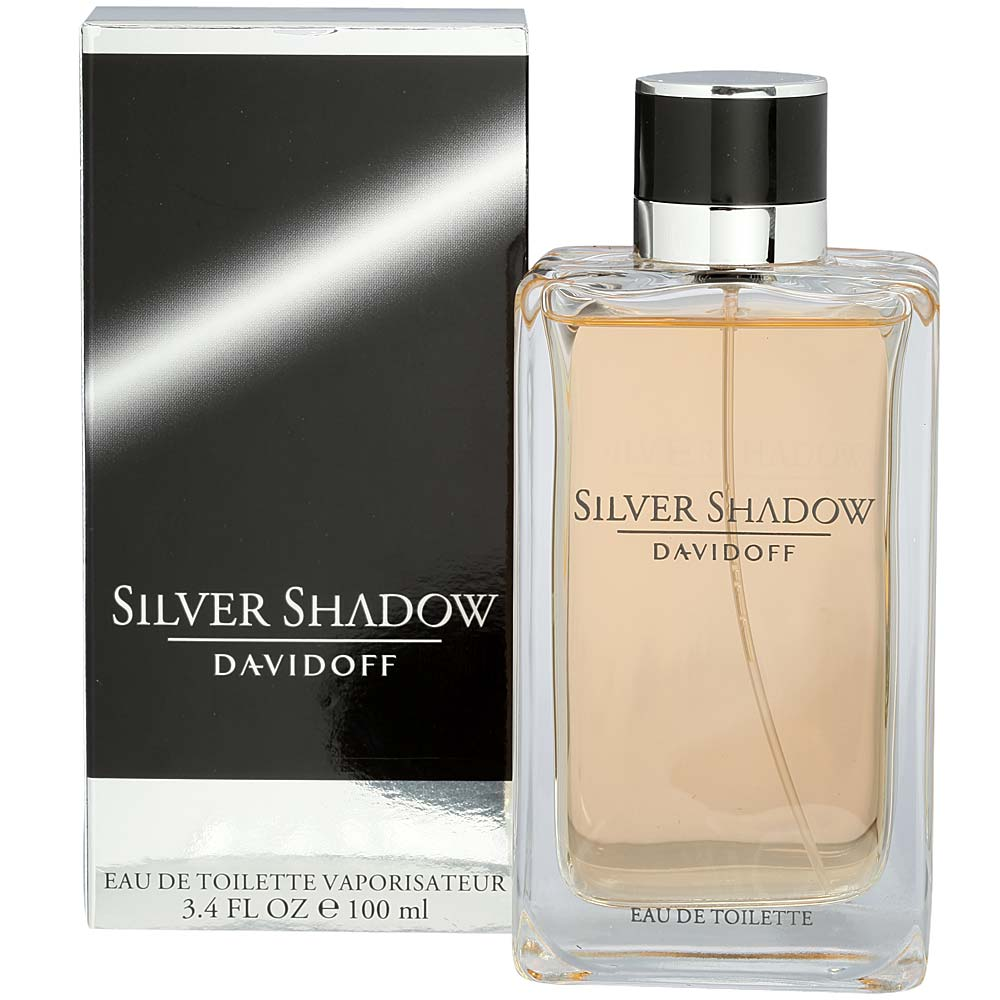 DAVIDOFF SILVER SHADOW MEN EDT-100ML