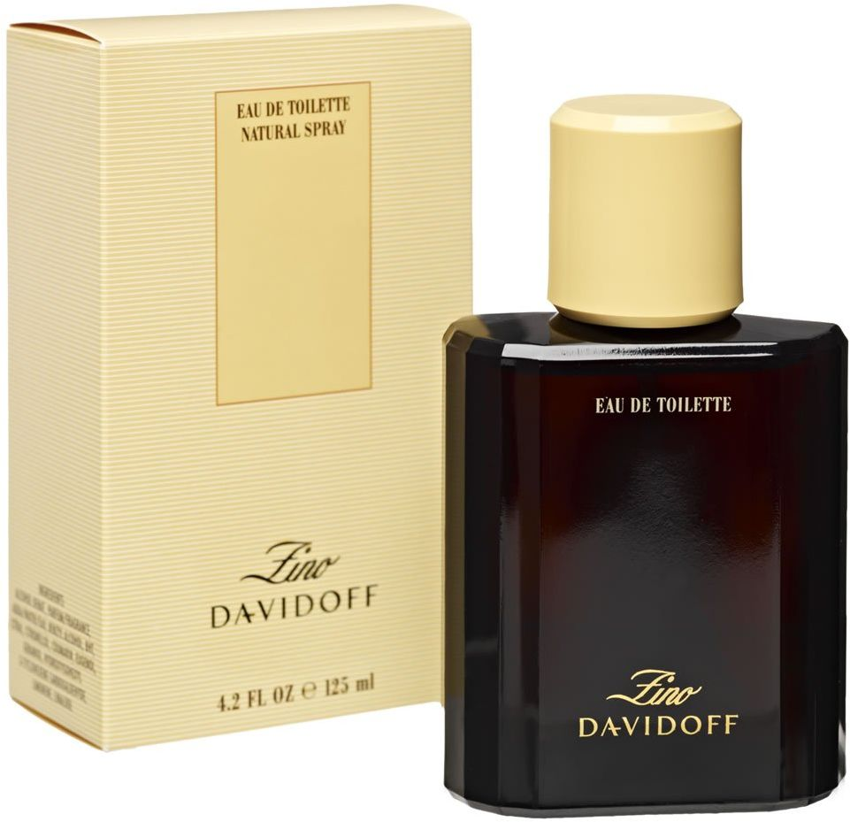 DAVIDOFF ZINO MEN EDT-125ML