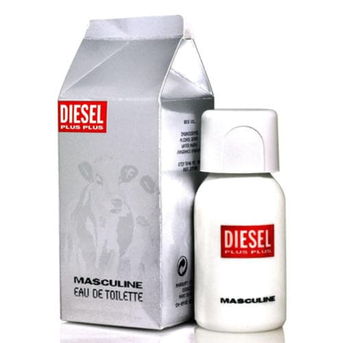 DIESEL PLUS PLUS MASCULINE MEN EDT-75ML