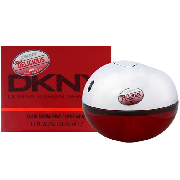 DKNY RED DELICIOUS WOMEN EDP-50ML