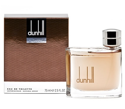 ALFRED DUNHILL BROWN MEN EDT-75ML