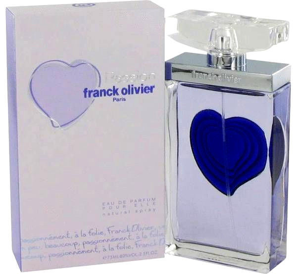 FRANCK OLIVIER PASSION WOMEN EDP-75ML