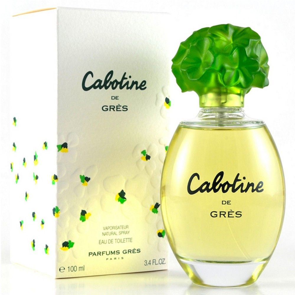 GRES CABOTINE WOMEN EDT-100ML