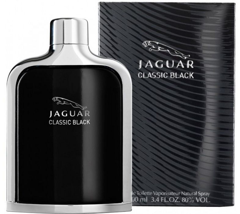 JAGUAR CLASSIC BLACK MEN EDT-100ML