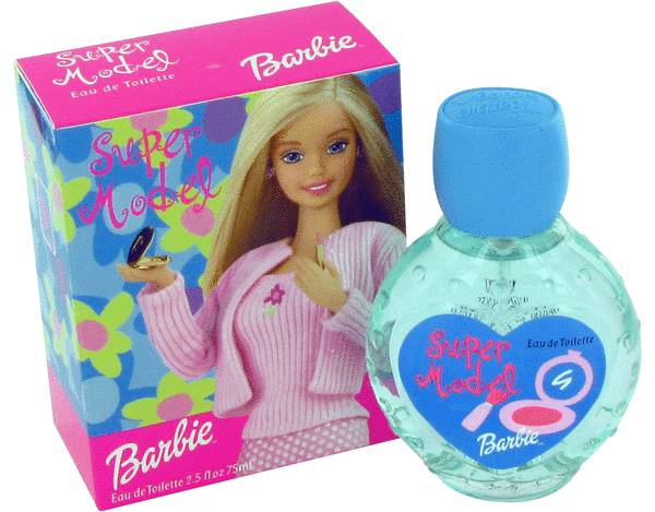 BARBIE MODEL WOMEN EDT-75ML