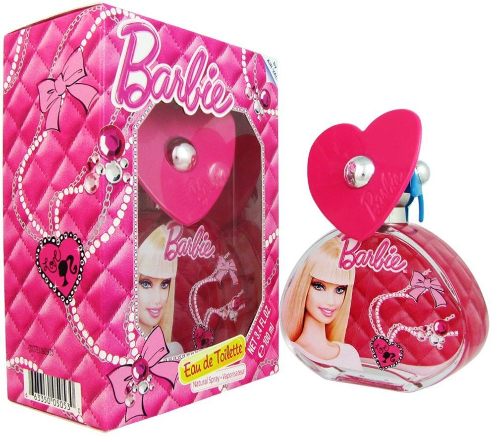 BARBIE WOMEN EDT-100ML