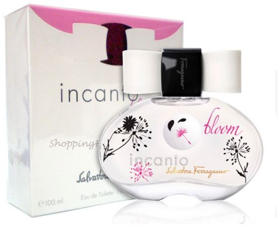 SALVATORE FERRAGAMO INCANTO BLOOM NEW EDITION WOMEN EDT-100ML