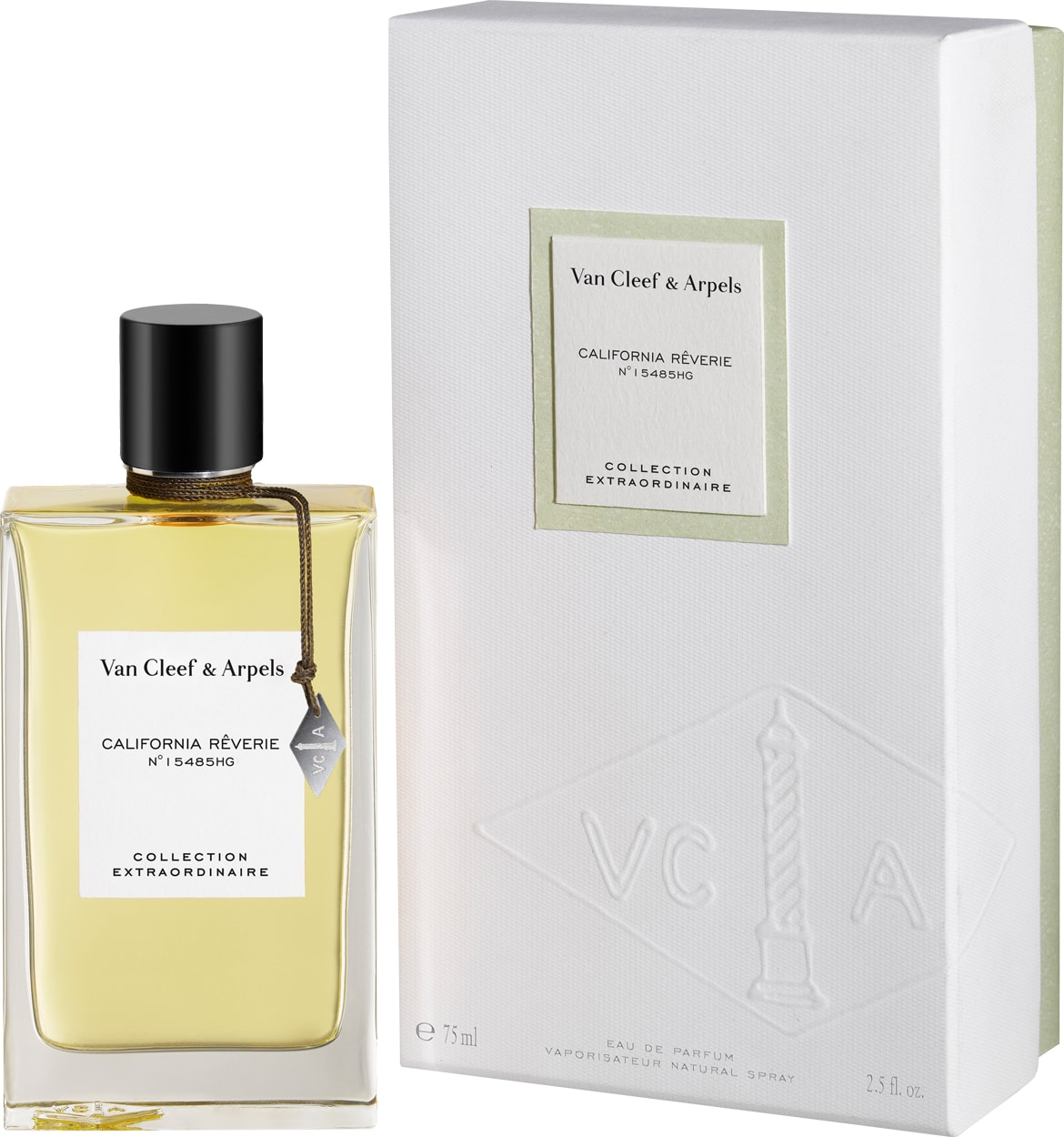 VAN CLEEF & ARPELS CALIFORNIA REVERIE WOMEN EDP-75ML