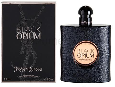 YVES SAINT LAURENT BLACK OPIUM WOMEN EDP-90ML