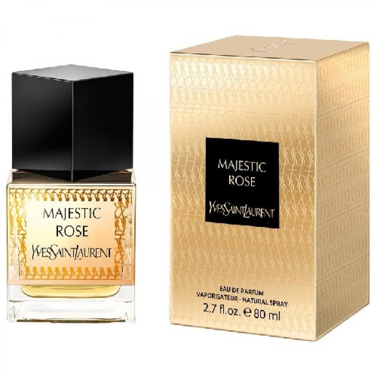 YVES SAINT LAURENT MAJESTIC ROSE MEN EDP-80ML